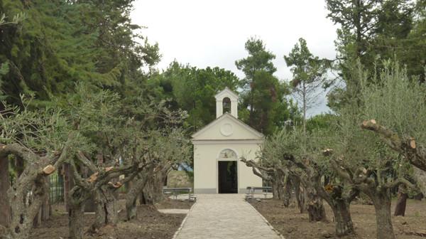 Cappella di Piana Romana