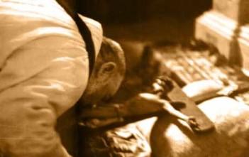 Padre Pio Il mistero della croce