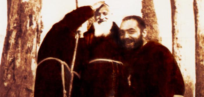Padre Pio da giovane
