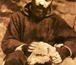 Padre Pio pastorello