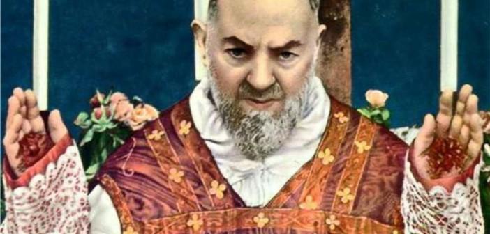 Le Stimmate di Padre Pio