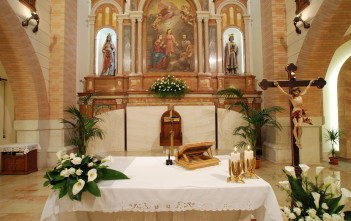 chiesa conventuale Sacra Famiglia