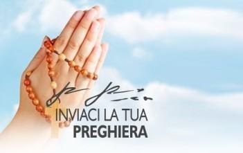Inviaci la Tua Preghiera