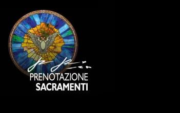 Prenotazione Sacramenti