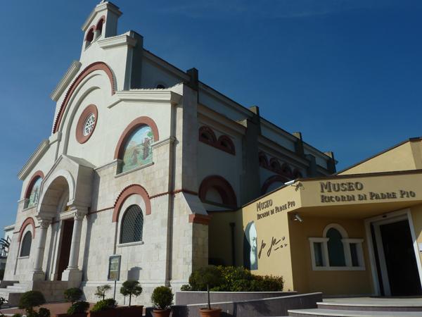 """""""Tutto è avvenuto là"""", quarta puntata: il Museo di Padre Pio e la testimonianza di Fra Modestino"""