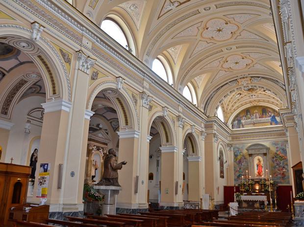 """""""Tutto è avvenuto là"""" settima puntata: la chiesa dove Padre Pio ha celebrato la sua prima Messa"""