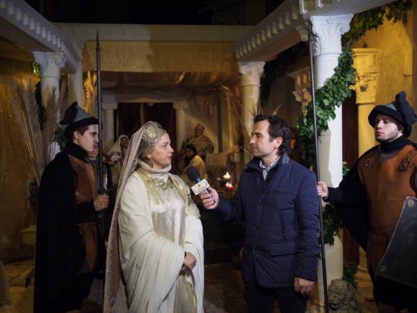 """""""Tutto è avvenuto là"""", quattordicesima puntata: Speciale Natale a Pietrelcina (2parte)"""