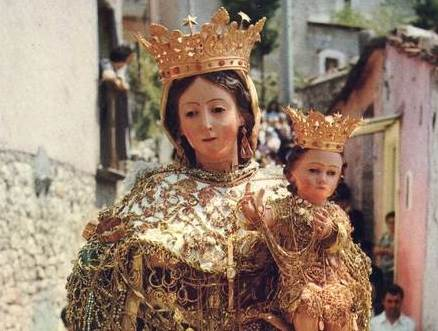 """""""Tutto è avvenuto là"""", diciassettesima puntata: la Madonna della Libera"""