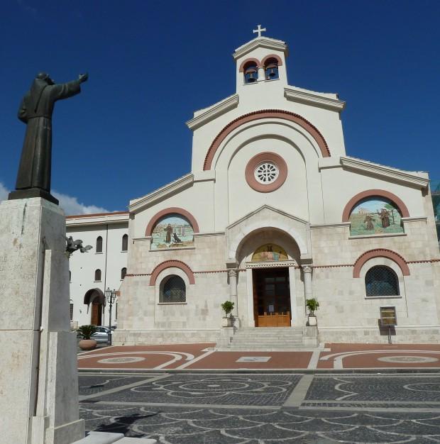 """""""Tutto è avvenuto là"""", diciottesima puntata: La costruzione del Convento"""