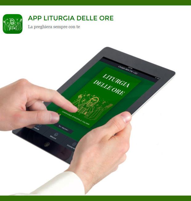 La Liturgia delle Ore in un App