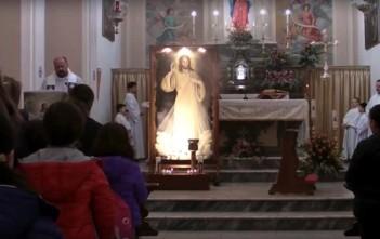 Pietrelcina coroncina divina misericordia