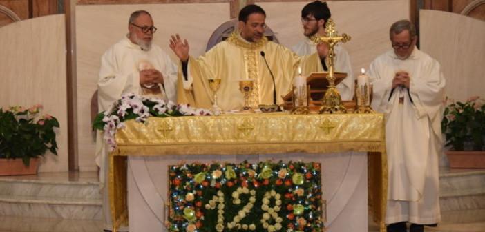 Anniversario del Battesimo di Padre Pio