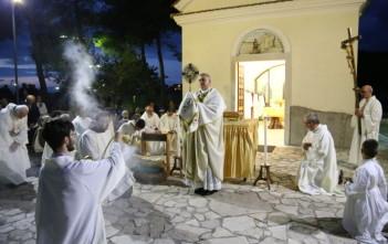 Padre Donato Ogliari abate di Montecassino