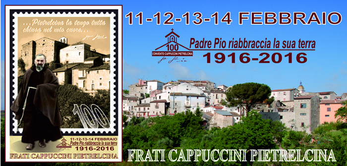 Padre Pio a Pietrelcina: programma e accrediti stampa