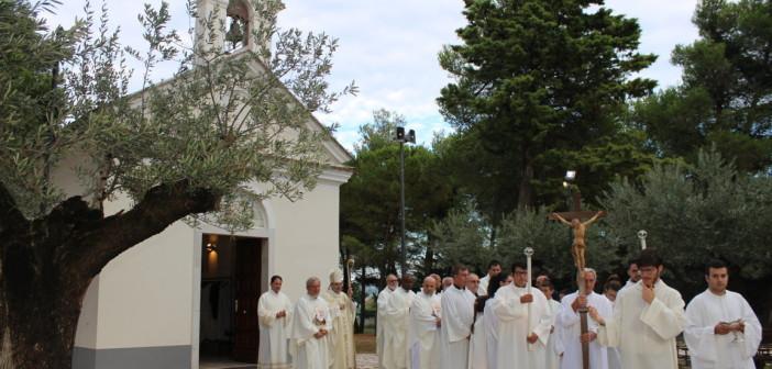 A Pietrelcina le prime stimmate di Padre Pio