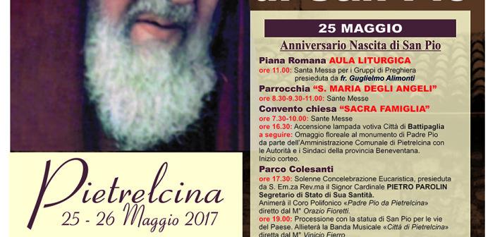 130° Anniversario della Nascita di San Pio