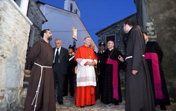 La chiesa di S.Anna dove P. Pio è stato battezzato