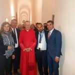 """Una delegazione del Comitato """"San Pio"""" per i festeggiamenti"""