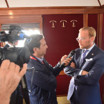 Il Direttore della Fondazione FS Luigi Cantamessa intervistato da F. Bosco