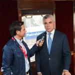 Il Presidente della Fondazione FS, Mauro Moretti