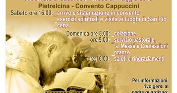 WEEKEND SPIRITUALE PER SACERDOTI
