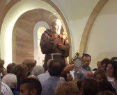 Una folla di devoti a Pietrelcina per il 50esimo della morte di Padre Pio
