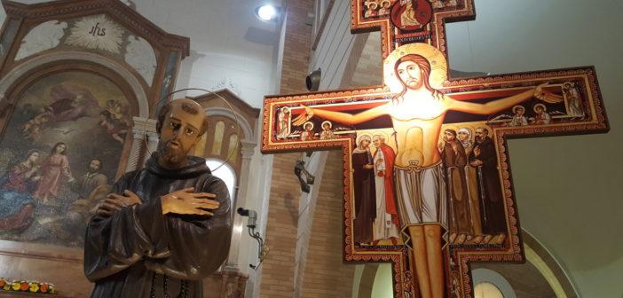 Pietrelcina onora San Francesco e i suoi frati