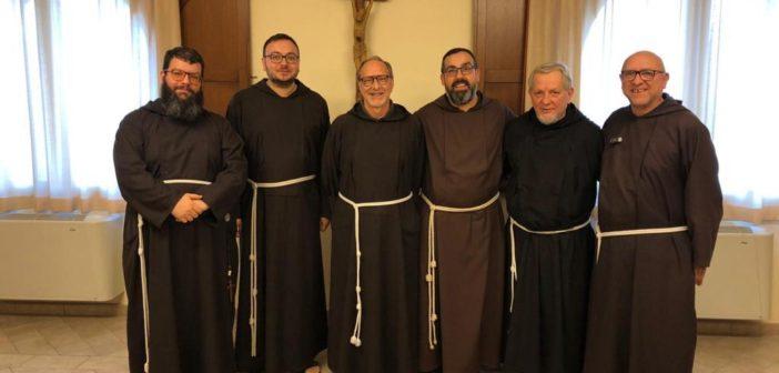 Visita fraterna e pastorale del Ministro Provinciale