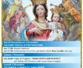 3 dicembre festa di Maria SS. della Libera