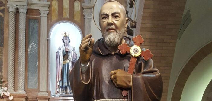 In festa per il 133esimo della nascita di Padre Pio