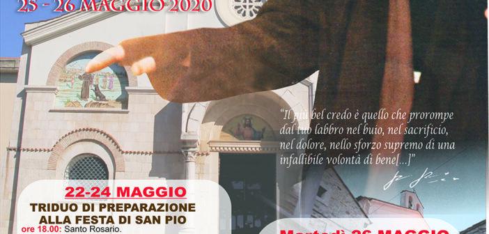 Anniversario della nascita di Padre Pio