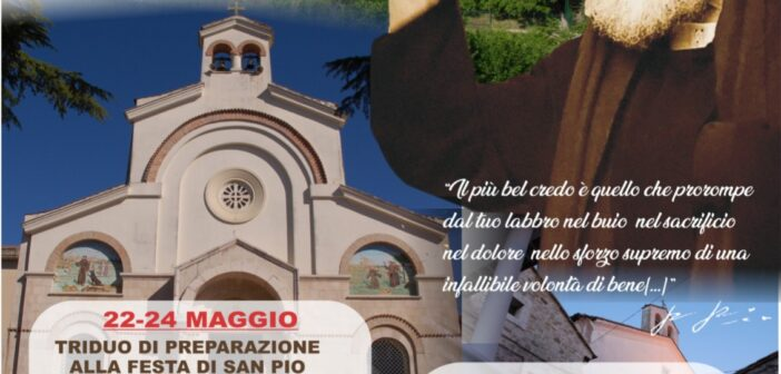 Anniversario nascita di Padre Pio