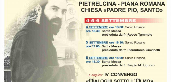Le prima Stimmatizzazione di Padre Pio